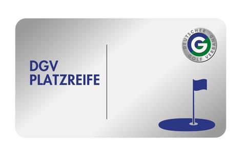 DGV Platzreife Golfschule Stephan Wächter