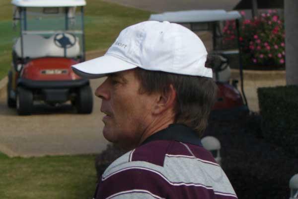 PGA PRO Stephan Waechter