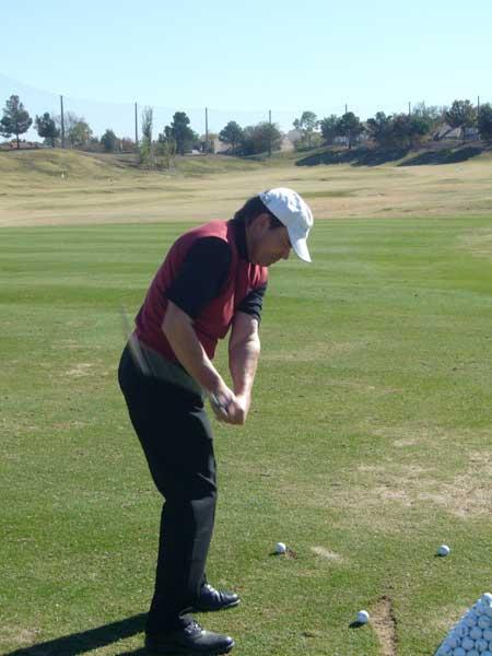 PGA Pro Stephan Waechter 1
